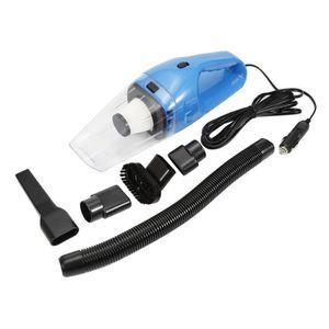 ASPIRATEUR AUTO bleu 120W mini aspirateur de voiture autoVacuum hu