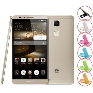SMARTPHONE D'or Huawei mate 7 32GB occasion débloqué remise G