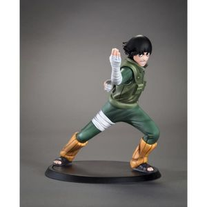 FIGURINE - PERSONNAGE Figurine Naruto Shippuden - Rock Lee DXtra by Tsum