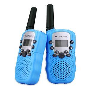 TALKIE-WALKIE FLOUREON Talkie-walkie 8 canaux UHF400-470MHZ Radi