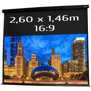 ECRAN DE PROJECTION Ecran projection motorisé 2,60x1,46m format 16:9