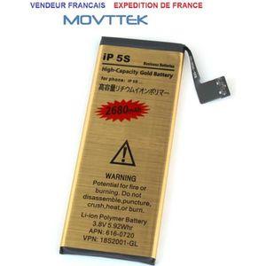 Batterie téléphone Batterie Iphone 5S Haute Capacité Pour iPhone 5S 3