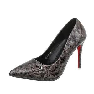 ESCARPIN Chaussures femme l'escarpin talons aiguilles rouge