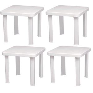 Table de jardin polypropylene - Achat / Vente Table de jardin ...