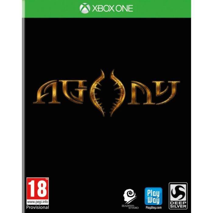 Agony Jeu Xbox One