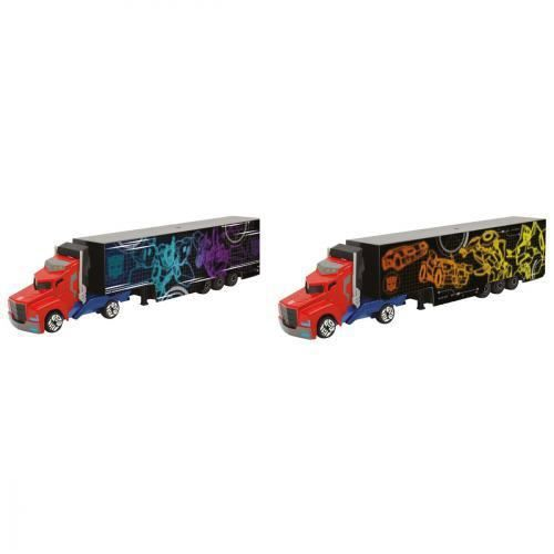 """Camion métal roue libre TRANSFORMERS """"Optimus Prime"""" - Garçon- à partir de 36 moisFIGURINE MINIATURE - PERSONNAGE MINIATURE"""