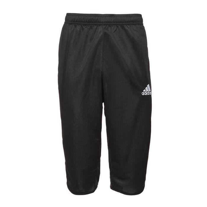 ADIDAS CORE Pantalon 3 / 4 homme - Noir