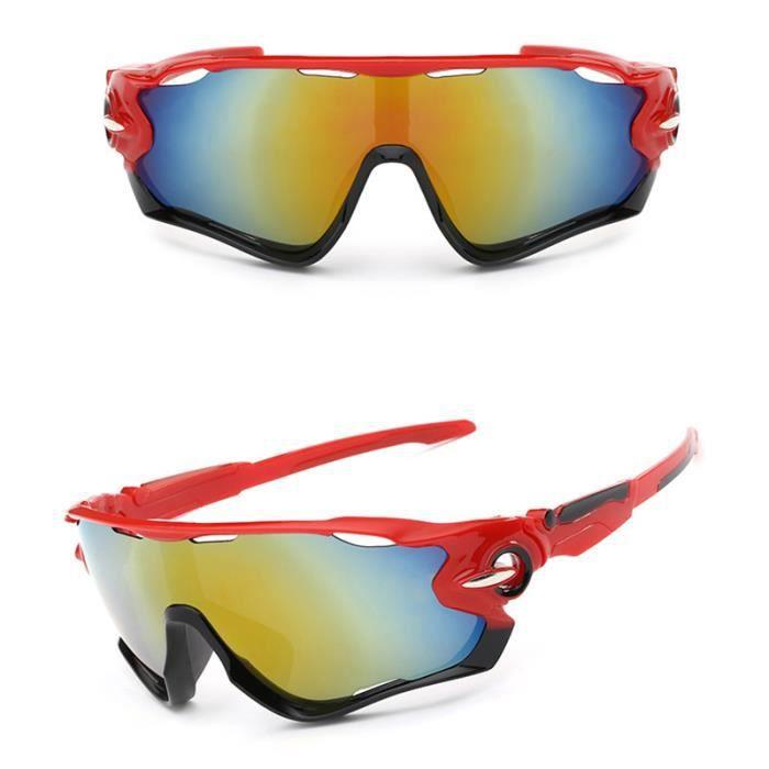 UV400 lunettes de soleil verres déquitation glaces sports de montagne lunettes de vélo PAC3697409