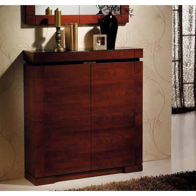 meubles chaussures en bois mod le orly commode achat vente meuble chaussures meuble. Black Bedroom Furniture Sets. Home Design Ideas