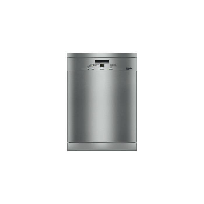 nouveau concept 6436f b810f Lave vaisselle 60cm miele