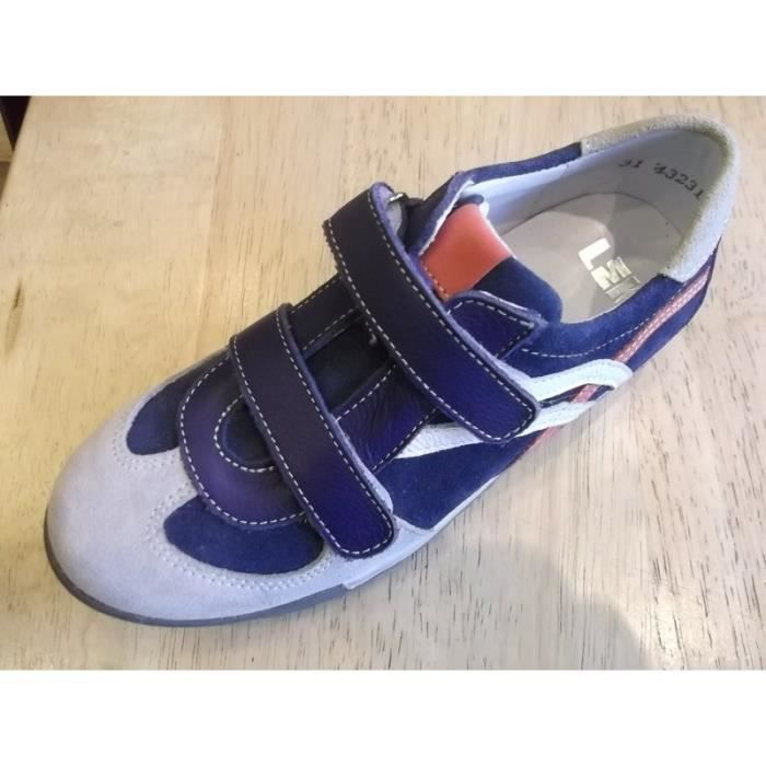 Chaussures enfants Baskets garçons Little Mary P31