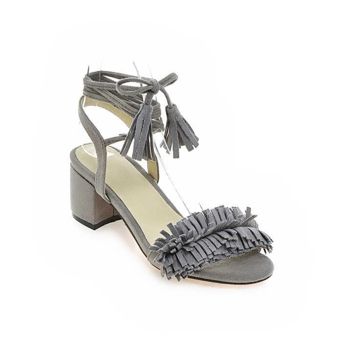 5640364c2a1ca Des chaussures à talons hauts Sandale Les Chaussures pour Femmes À bout ou  chaussures à talons hauts sandales bell…