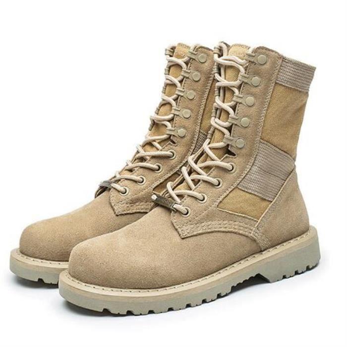 Botte Homme Champ Durable Poids Léger Bottes Meilleure Qualité Confortable Chaussure Respirant Mode Nouveauté Antidérapant Sneakers UE5OnG