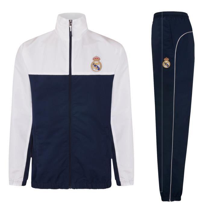 Real Madrid officiel - Lot veste et pantalon de survêtement - garçon ... e03cd1670c27
