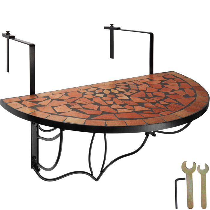 Petite table pour balcon - Achat / Vente pas cher