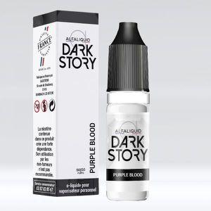 LIQUIDE E-Liquide Purple Blood 10ml - Dark Story  / 10ml-