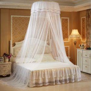 ciel de lit adulte achat vente ciel de lit adulte pas. Black Bedroom Furniture Sets. Home Design Ideas
