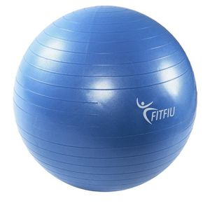 BALLON SUISSE-GYM BALL Balon FitBall pour Pilates Exercice Entraînement F