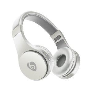 CASQUE - ÉCOUTEURS FATCHOY - S55 Casque supra-auriculaire Bluetooth -