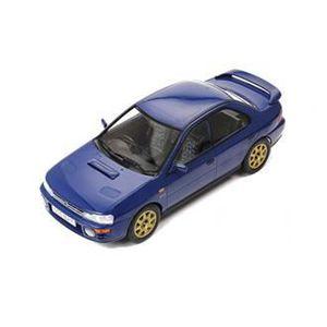 VOITURE - CAMION Voiture miniature Subaru Impreza (1995) couleur bl 1f9f56a68854