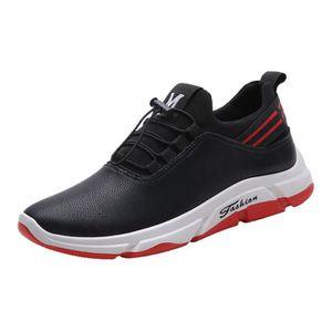 ESPADRILLE Chaussures de course simple d'homme Slip-On Chauss