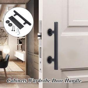 poignee porte coulissante achat vente pas cher. Black Bedroom Furniture Sets. Home Design Ideas