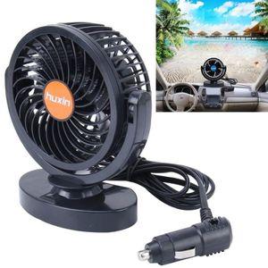 VENTILATEUR D'APPOINT Chauffage ventilateur voiture Huxin HX-T306 6W 360