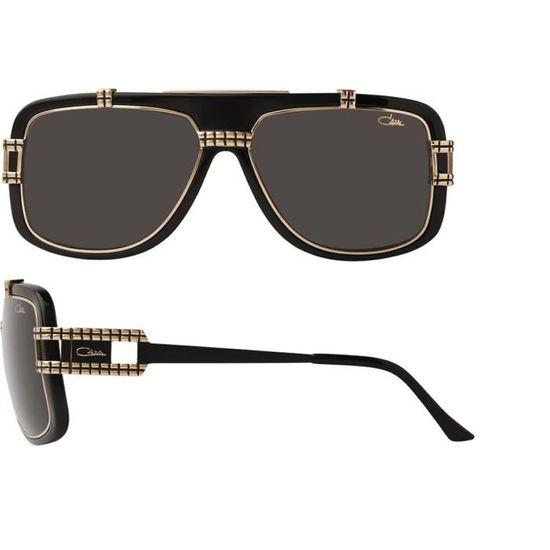 CAZAL 661 3 001 Noir et or. - Achat   Vente lunettes de soleil Homme ... 8d96fca31842