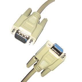 LINEAIRE XPCHD167D Câble VGA mâle / femelle connecteurs dorés 2m00