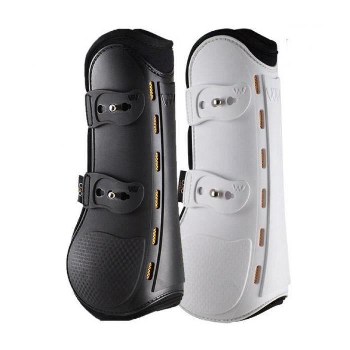 Protège-tendons techniques Smart Blanc S/M