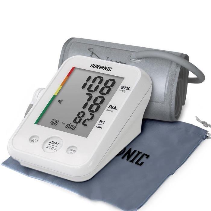 Duronic BPM150 tensiomètre automatique pour bras - mesure tension artérielle