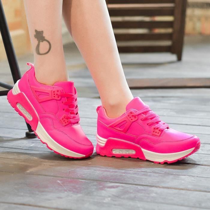 Hot Air Mesh respirant femmes chaussures de course filles dames confortable ViYFS