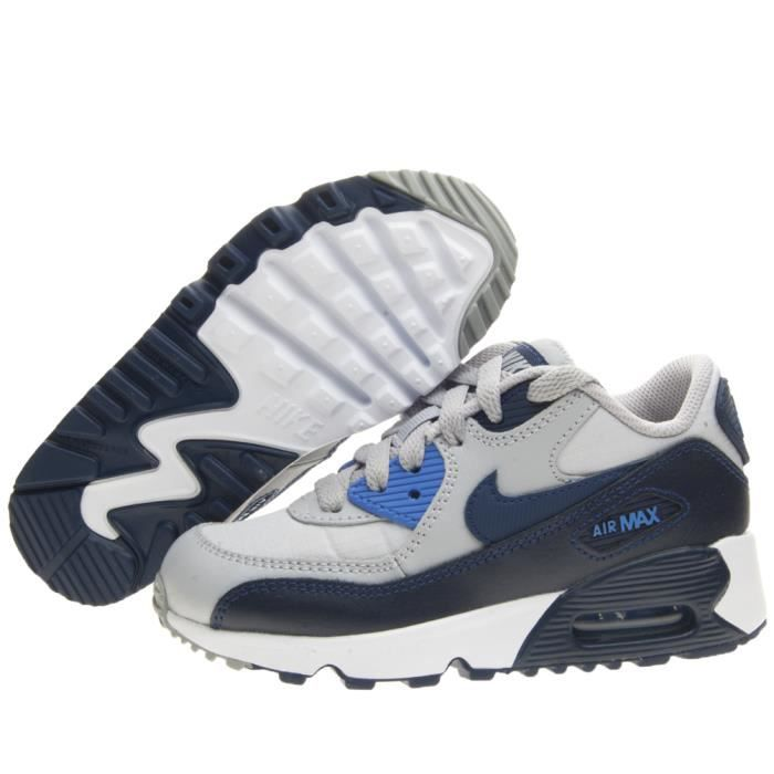 BASKET NIKE AIR MAX 90 MESH (PS) TAILLE 32 COD 833420-009