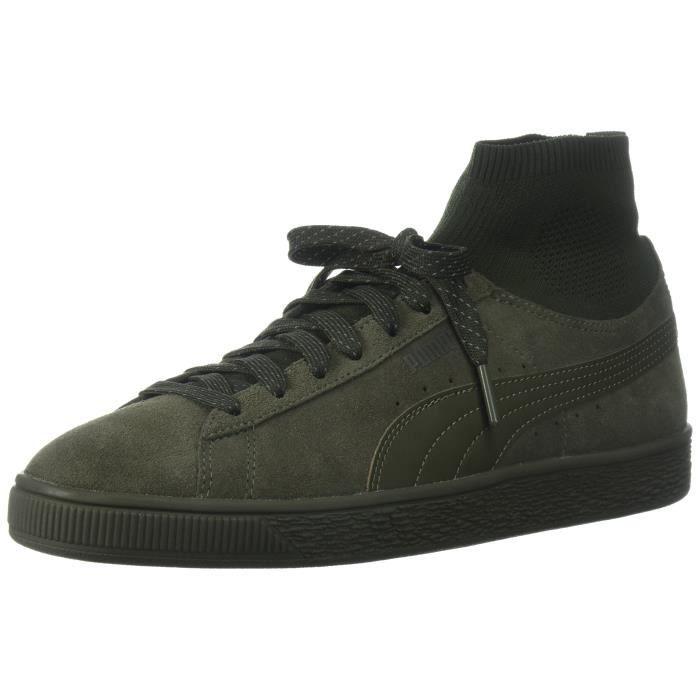 les ventes chaudes ff25a 292b3 PUMA Suede Classic Sock Sneaker CFOLX Taille-43