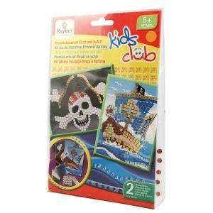 kit mosaique pour enfant pirate bateau kids c achat. Black Bedroom Furniture Sets. Home Design Ideas