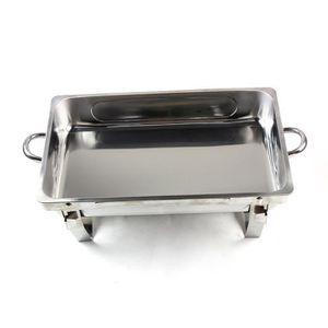 chafing dish achat vente chafing dish pas cher cdiscount. Black Bedroom Furniture Sets. Home Design Ideas