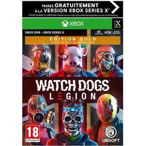 JEU XBOX ONE NOUVEAUTÉ Watch Dogs Legion Édition Gold Jeu Xbox One