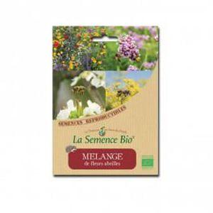 GRAINE - SEMENCE Graines bio Mélange de fleur d'abeilles - La Semen