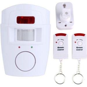 ALARME AUTONOME Alarme sans fil infrarouge neuf maison ,garage,box