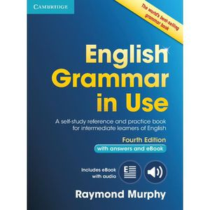 PARTITION English Grammar in Use (4th Edition) Book with Ans