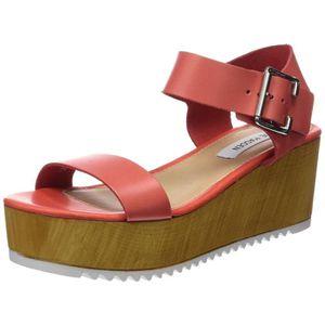 DERBY Steve Madden chaussures à talons en bloc nylee pou