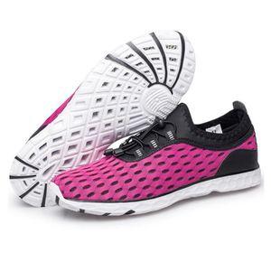 BASKET Chaussures Aquatique Femme Chaussures de d'eau Cha