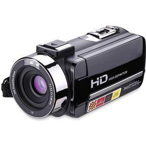 CAMÉSCOPE NUMÉRIQUE FHD 1080P 24MP Caméra Vision nocturne infrarouge C