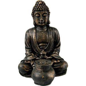 DÉCO ARTIFICIELLE Decor diffuseur pour aquarium - bouddha