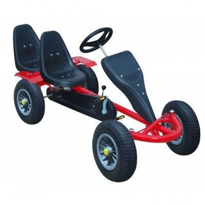 kart a pedales 2 places a partir de 5 ans achat vente. Black Bedroom Furniture Sets. Home Design Ideas