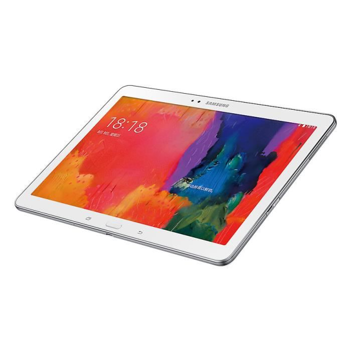 768d1820171 Tablette Tablet PC Samsung Galaxy Tab Pro 10.1 pouces WIFI WIFI RAM 2 Go de  RAM 16 Go Qcta-core 8220 mAh 8MP Appareil photo Tablet