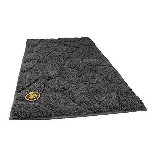 g zze 1032 91 050070 tapis de bain design pierres. Black Bedroom Furniture Sets. Home Design Ideas