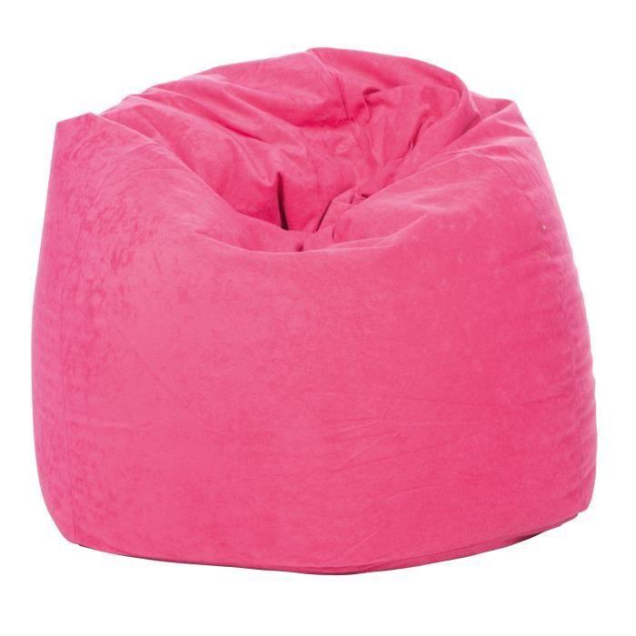 SeatZac Pouf Rose Bonbon
