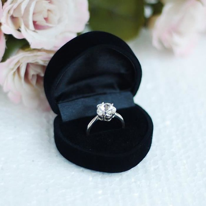 Bague cadeau mariage