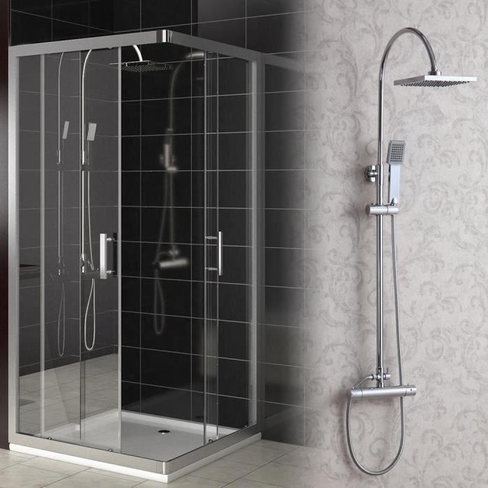 Robinet bain Douche tête de pulvérisation Maison moderne bain ...